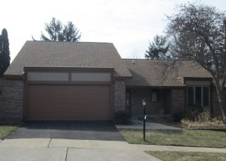 Foreclosed Home in Okemos 48864 WOODHILL DR - Property ID: 4453202379