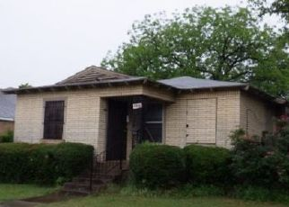 Foreclosed Home in Dallas 75216 EXETER AVE - Property ID: 4453490568