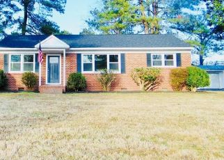 Foreclosed Home in Suffolk 23434 BABBTOWN RD - Property ID: 4453932933