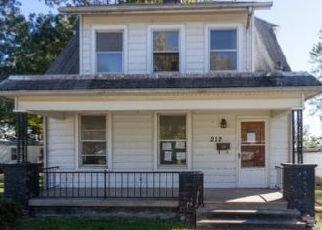 Foreclosed Home in Trenton 62293 E IOWA ST - Property ID: 4454088849