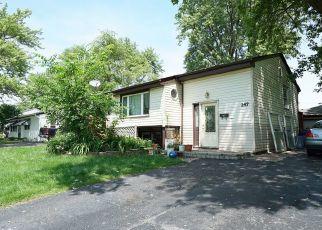 Foreclosed Home in Carpentersville 60110 PECOS CIR - Property ID: 4454418635