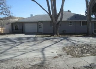 Foreclosed Home in Glenrock 82637 GRANT AVE - Property ID: 4454427387