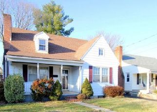 Foreclosed Home in Hagerstown 21740 DEVONSHIRE RD - Property ID: 4454742288