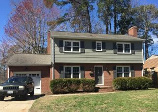 Foreclosed Home in Newport News 23606 WHITS CT - Property ID: 4455728166
