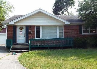Foreclosed Home in South Holland 60473 E 159TH PL - Property ID: 4455764979
