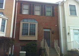 Foreclosed Home in Manassas 20109 BLACK HORSE CT - Property ID: 4455784683
