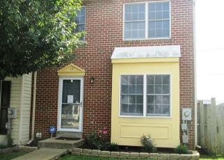 Foreclosed Home in Thurmont 21788 CATOCTIN HIGHLANDS CIR - Property ID: 4456988219