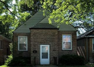 Foreclosed Home in Riverdale 60827 S NORMAL AVE - Property ID: 4457397289