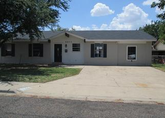 Foreclosed Home in Odessa 79762 BUFFALO AVE - Property ID: 4458734429