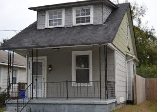 Foreclosed Home in Norfolk 23509 SOMME AVE - Property ID: 4458862765