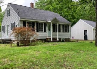 Foreclosed Home in Wiscasset 04578 BLAGDON RIDGE RD - Property ID: 4458875456