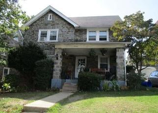 Foreclosed Home in Upper Darby 19082 HAZEL AVE - Property ID: 4459020875