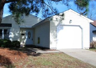 Foreclosed Home in Virginia Beach 23453 MEADOWGLEN RD - Property ID: 4459200885