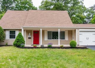 Foreclosed Home in Bowie 20715 MEMPHIS LN - Property ID: 4459557825