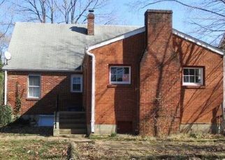 Foreclosed Home in Front Royal 22630 DUNCAN AVE - Property ID: 4459661172