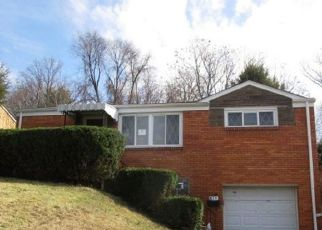 Foreclosed Home in West Mifflin 15122 DENNISON DR - Property ID: 4459662493