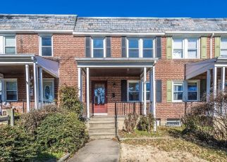 Foreclosed Home in Baltimore 21229 WESTSHIRE RD - Property ID: 4459812275