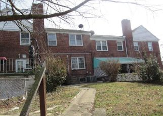 Foreclosed Home in Baltimore 21239 EVESHAM AVE - Property ID: 4459918263