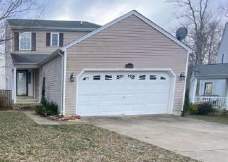 Foreclosed Home in Great Mills 20634 WEXFORD WAY - Property ID: 4459928792
