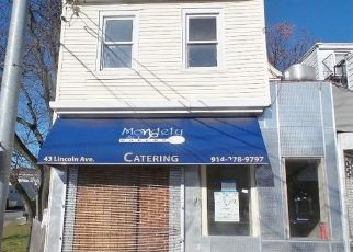 Foreclosed Home in New Rochelle 10801 LINCOLN AVE - Property ID: 4460267333
