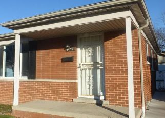 Foreclosed Home in Dearborn Heights 48125 MONROE ST - Property ID: 4460277858