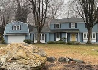Foreclosed Home in Middlebury 06762 THREE MILE HILL RD - Property ID: 4460859929