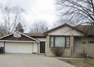 Foreclosed Home in South Holland 60473 SHIRLEY CT - Property ID: 4461380222