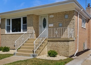 Foreclosed Home in Calumet City 60409 LUELLA AVE - Property ID: 4461386357