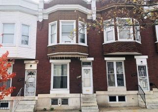 Foreclosed Home in Baltimore 21223 EDMONDSON AVE - Property ID: 4461661402