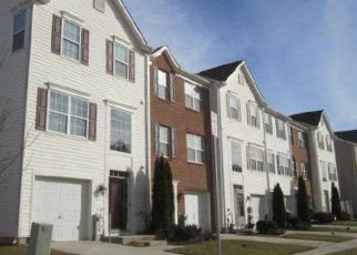 Foreclosed Home in Randallstown 21133 MASTER DERBY DR - Property ID: 4461675423