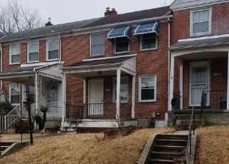 Foreclosed Home in Baltimore 21239 GLENEAGLE RD - Property ID: 4461897480