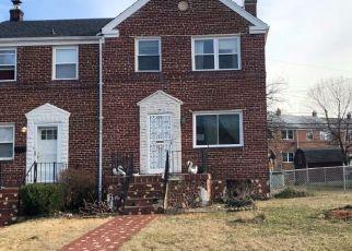 Foreclosed Home in Gwynn Oak 21207 SAINT AGNES LN - Property ID: 4461901417