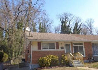 Foreclosed Home in Temple Hills 20748 28TH PKWY - Property ID: 4461903164