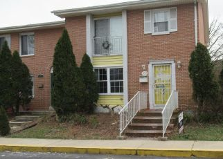 Foreclosed Home in Gaithersburg 20877 FALLOW DR - Property ID: 4461910615