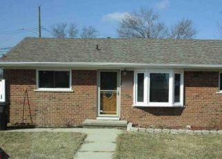 Foreclosed Home in Taylor 48180 BURR ST - Property ID: 4462132675