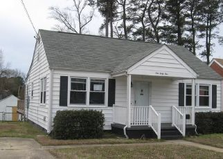 Foreclosed Home in Norfolk 23513 HUGO ST - Property ID: 4462156315