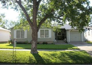 Foreclosed Home in Ballinger 76821 HAMILTON AVE - Property ID: 4462181728