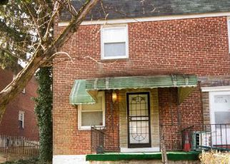 Foreclosed Home in Baltimore 21206 SPRINGWOOD AVE - Property ID: 4462317494