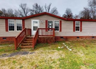 Foreclosed Home in Carrsville 23315 PRUDEN RD - Property ID: 4462551819