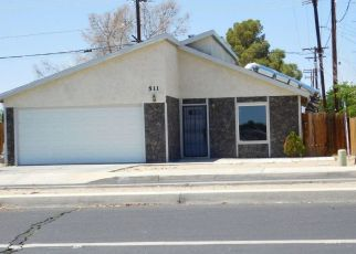 Foreclosed Home in Ridgecrest 93555 S DOWNS ST - Property ID: 4462983658