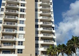 Foreclosed Home in Hallandale 33009 S OCEAN DR - Property ID: 4463063811