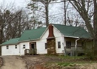 Foreclosed Home in Talking Rock 30175 DEAN MILL RD - Property ID: 4463072561