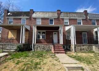 Foreclosed Home in Baltimore 21212 READY AVE - Property ID: 4463364695