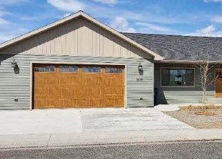 Foreclosed Home in Cody 82414 TWIN CREEK TRAIL AVE - Property ID: 4463654178