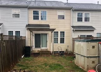 Foreclosed Home in Frederick 21702 LAKESIDE DR - Property ID: 4463714636