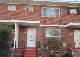 Foreclosed Home in Oxon Hill 20745 MAURY AVE - Property ID: 4463849531