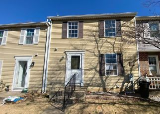 Foreclosed Home in Parkville 21234 E ORANGE CT - Property ID: 4464025599