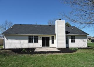 Foreclosed Home in Greenfield 46140 S BRANDYWINE CT - Property ID: 4464179317
