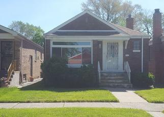 Foreclosed Home in Riverdale 60827 S UNION AVE - Property ID: 4464217425