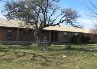 Foreclosed Home in Lampasas 76550 COUNTY ROAD 1020 - Property ID: 4464366782